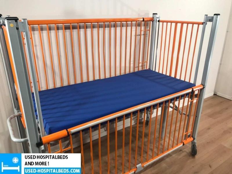 """3 PCS WISSNER BOSSERHOFF CHILDREN BEDS """"MARC"""""""