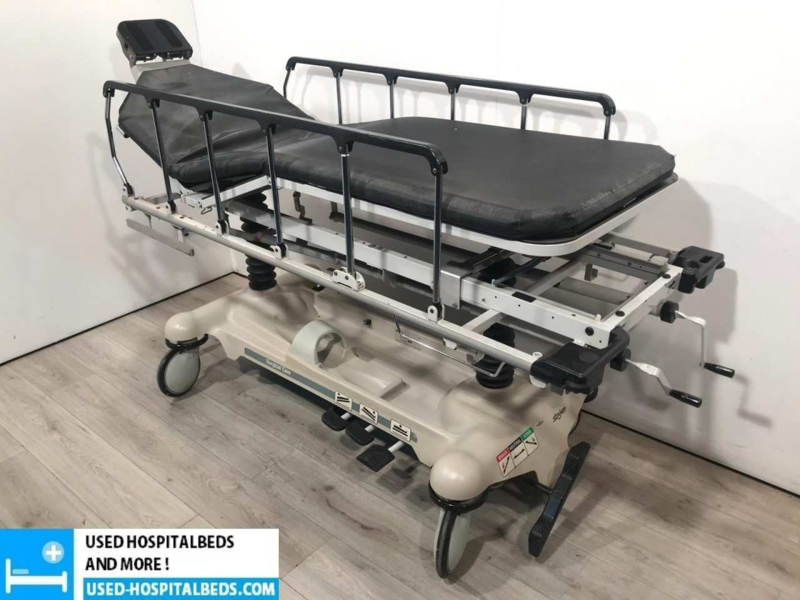 1 PCS. STRYKER EMERGENCY STRETCHER 1068