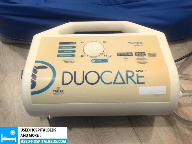 200 PCS. DUO CARE MATTRESS REPLACEMENT SYSTEM FOR SEMI IC BEDS