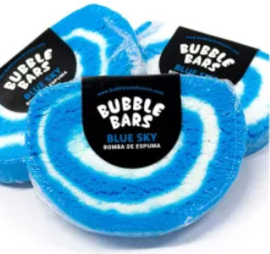 Bubble Bar Blue sky