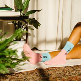 Chill pill socks