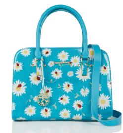 Shagwear tas daisies & ladybugs L