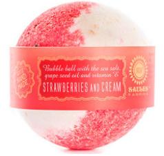Bruisbal Strawberries and Cream