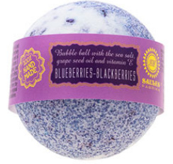 Bruisbal Blueberries-Blackberries