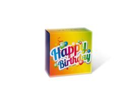Geschenkdoos happy birthday