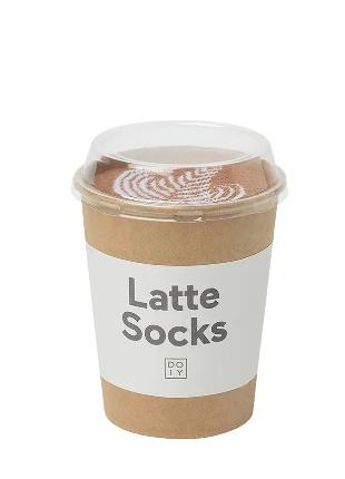 Latte socks