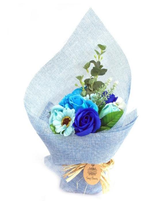 Boeket blauw