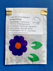 Forest Fruit - Proefzakje