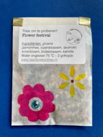Flower Festival - Proefzakje