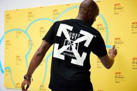 Kunsthal Rotterdam X Off-White™ T-shirt - zwart