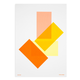 Solids & Strokes – Medium – Yellows