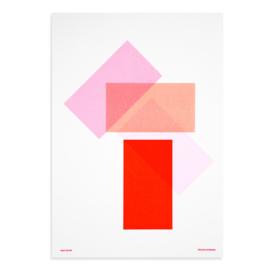 Solids & Strokes – Medium – Reds