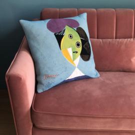 Kussenhoes Buste de Femme, Picasso