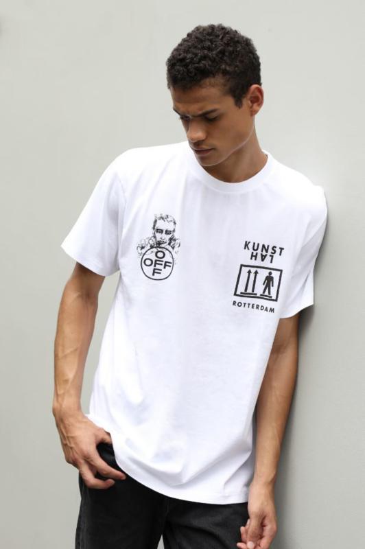 Kunsthal Rotterdam X Off-White™ T-shirt - wit