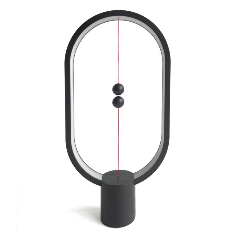 Balance lamp - zwart