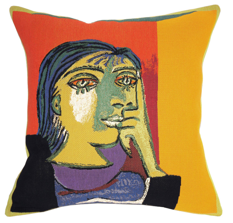 Kussenhoes Dora Maar, Picasso