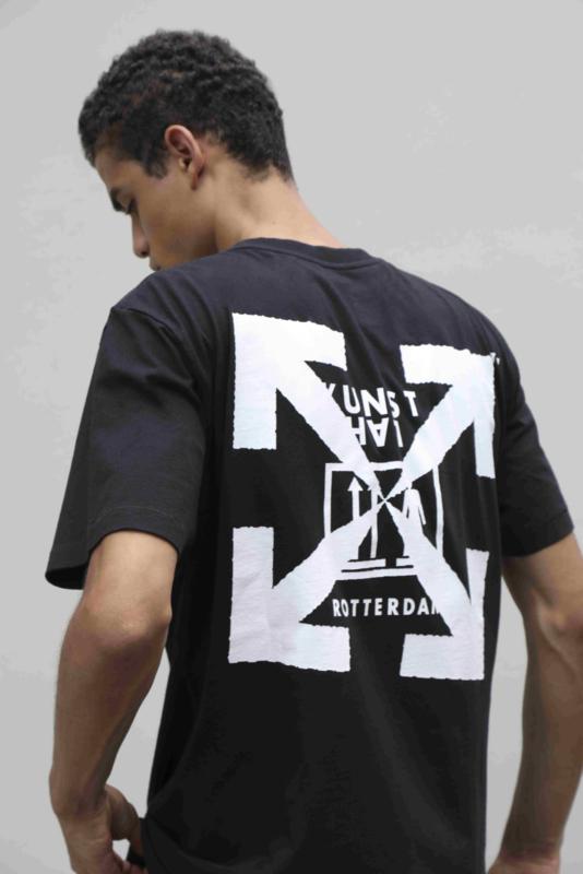 Kunsthal Rotterdam X Off-White™ T-shirt – black