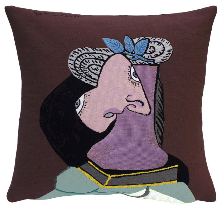 Kussenhoes Le chapeau de Paille, Picasso