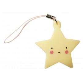Hangertje ster (geel)