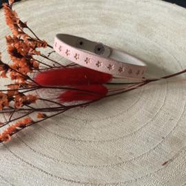 Armband (roze)