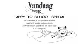 Happy to school special