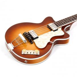 Club Bass 500/2 Double Cut- sunburst