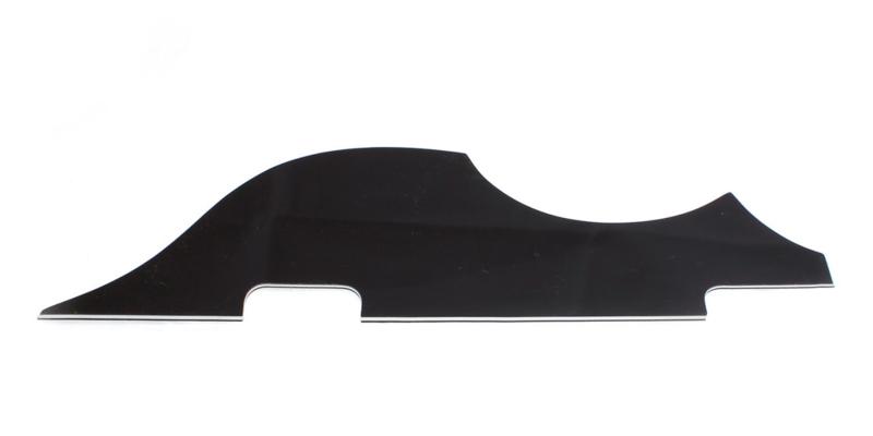 Black/White/Black Pickguard H65/36-DB