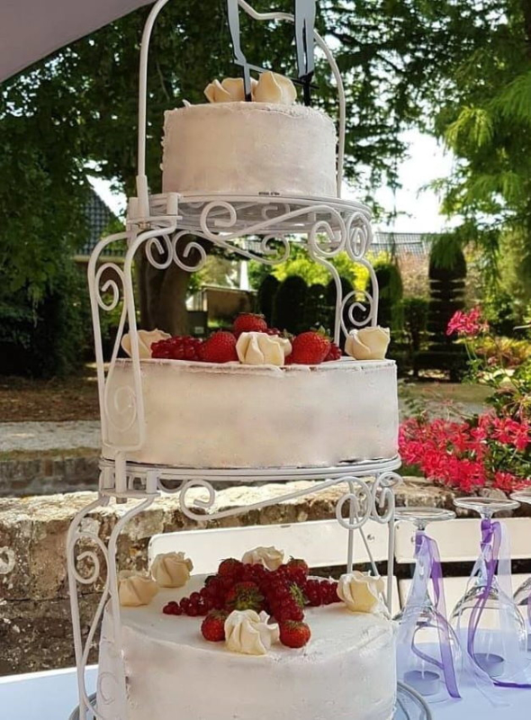 Bruidstaart naar wens - proeverij