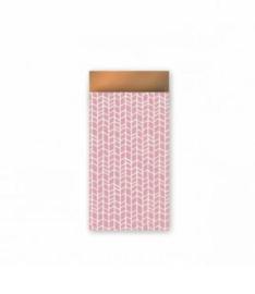 Track roze/koper - 7 x 13