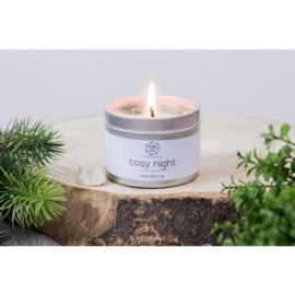 Herbal Candle - Cosy Night - Maansteen