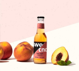 Swedish tonic - peach