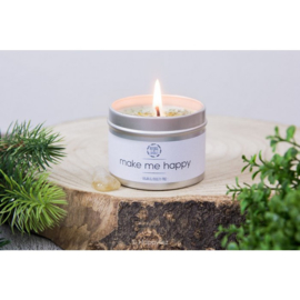 Herbal Candle - Make Me Happy - Citrien