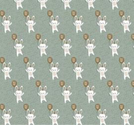 Hello bunny - 12 x 19