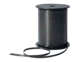 Lint zwart (5 mm)
