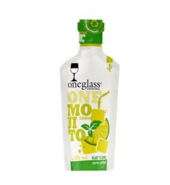 Oneglass cocktail Mojito