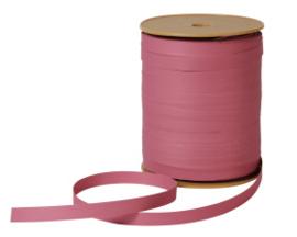 Lint oud roze mat (10 mm)
