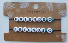 Armbandjes friends (12)