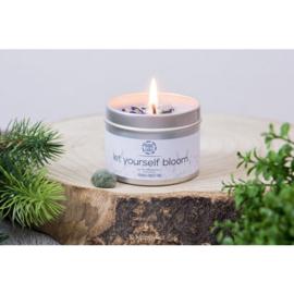 Herbal Candle - Let Yourself Bloom - Jade