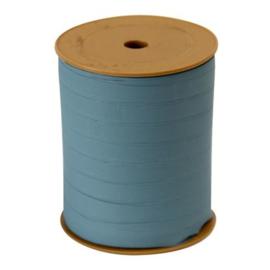 Lint vintage blauw mat (10 mm)