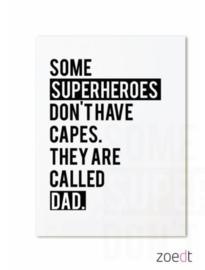Ansicht - Superhero dad