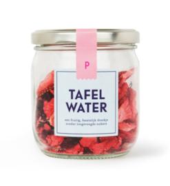 Pineut - Refill tafelwater aardbei hibiscus