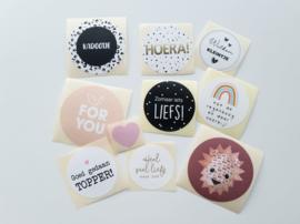 Cadeau stickers