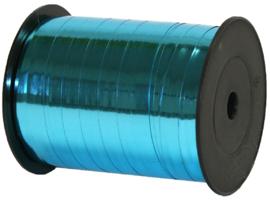 Lint metallic blauw (10 mm)