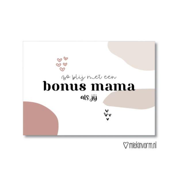 Ansicht - Bonus mama