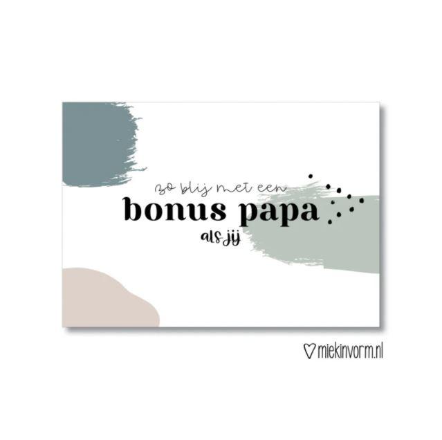 Ansicht - Bonus papa