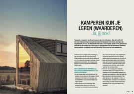 Buitengeluk - kamperen en logeren in de natuur