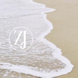 Zand hanger collier