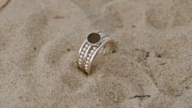 Zand aanschuifring