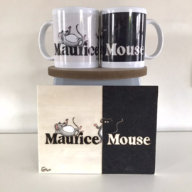 """Maurice Mouse © mok """"classic"""""""