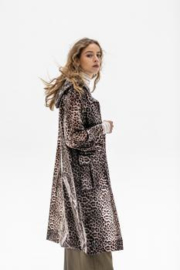 Waterproof Abby luipaardprint